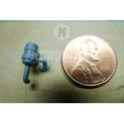 Pump's assembly (delicate unpainted parts)