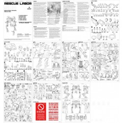 The assembly manual (11 A4 pages)