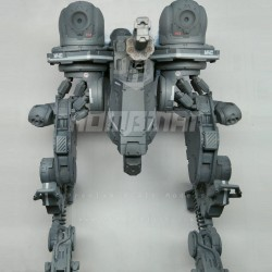 Painted mech